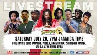 Reggae Sumfest Saturday Night July 20