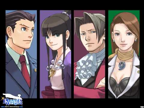 The Best of Ace Attorney OST