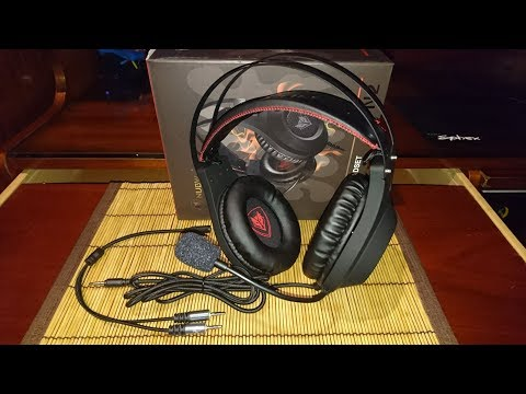 Review: Nubwo Auriculares Gaming con Microfono (PC, PS4)