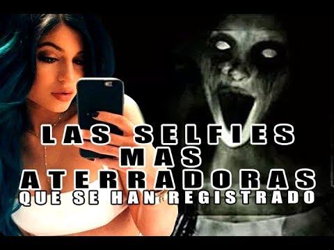 Las selfies mas aterradoras que se han registrado