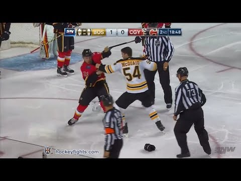 Garnet Hathaway vs. Adam McQuaid