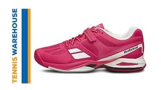 Γυναικεία παπούτσια τένις Babolat Propulse BPM CLAY video