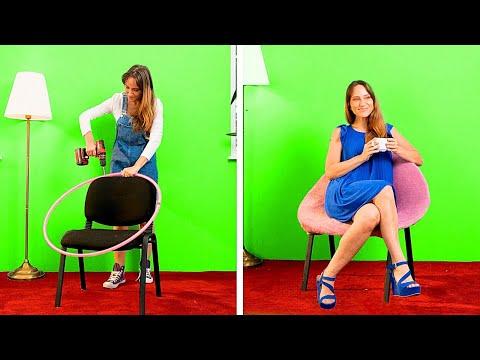 דרכים מגניבות להחיות רהיטים ישנים