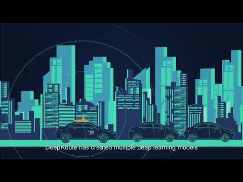 DeepRoute.ai: Vorstellungen zur CES