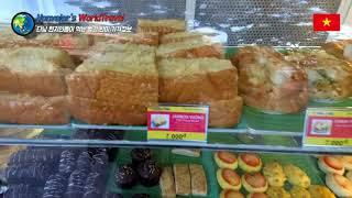 다낭 여행 24편 베트남 다낭 현지 원래 반미가격 Vietnam Danang Bakery