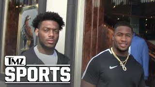 Kareem Hunt Deserving Of 2nd Chance With Browns, NFL Players Say | TMZ Sports