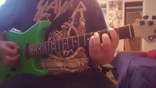Bowling For Soup - I've Never Done Anything Like This (Guitar Cover)
