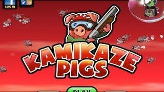 Kamikaze Pigs Walkthrough