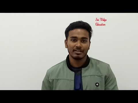 Student's Opinion about Sai Vidya Academy