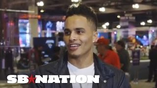 Kenny Stills goes on Super Bowl game show, answers trivia thumbnail
