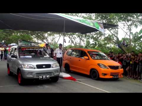 Video Xenia 1.3 B 60 CAR ORANGE GTLO VS TARUNA 1.6 MDO