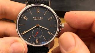 "Ahoi, Nomos! Nomos Glashütte ""Ahoi Atlantik Datum"" (Ref. 553 - German With English Subtitles)"