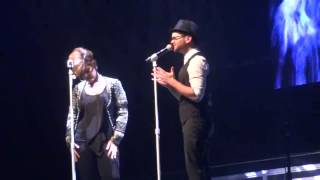 The Voice Tour - Tessanne Chin and Josh Kaufman - Stay