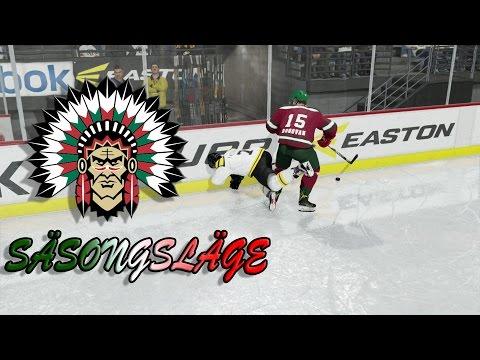 VI LIGGER ETTA I SHL?! | SÄSONGSLÄGE MED FRÖLUNDA #9 - NHL 17 PÅ SVENSKA