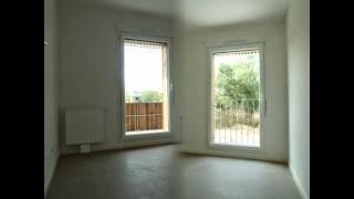 à louer T3 résidence neuve à Nantes Saint-Herblain