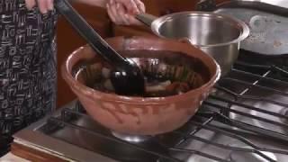 Tu cocina - Crema de chapulines