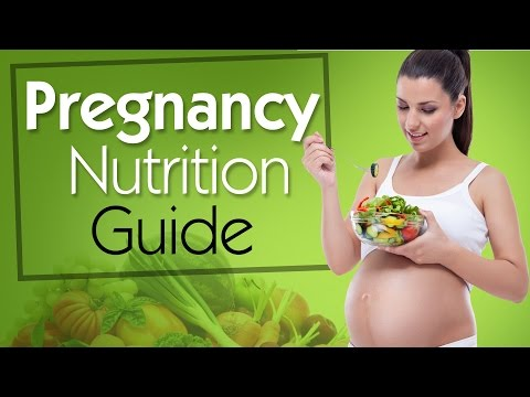 Video Healthy Pregnancy Tips - Eating Right During Pregnancy