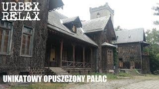Unikatowy opuszczony pałac – Urbex Rela