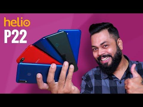 Here is Why MediaTek Helio P22 Processor is so Popular With Budget Smartphones!
