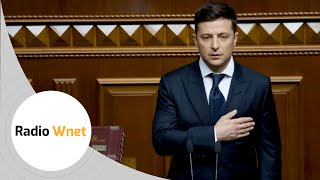 Bobołowicz:Partia Zełenskiego straciła większość.Na Ukrainie uchwalono ustawę o obrocie ziemi rolnej