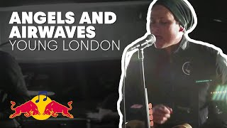 "Angels and Airwaves perform ""Young London"" at Red Bull Studio Sessions"