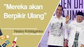 Keluarga Pendiri NU Dukung Prabowo-Sandi, Kubu Jokowi Yakin Mereka akan Berpikir Ulang karena 2 Hal