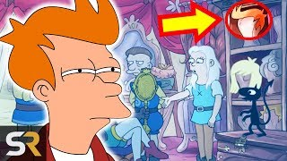 All The Simpsons And Futurama Easter Eggs In Netflix's Disenchantment