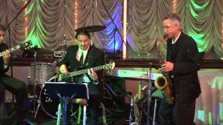 4 Trio Jazz Guitar Bass & Sax