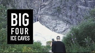 Big Four Ice Caves Vlog
