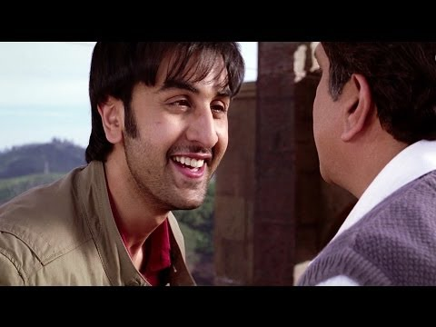 Download Ranbir Kapoor - Hopeless & Homeless | Ajab Prem Ki Ghazab Kahani Movie Scene HD Video