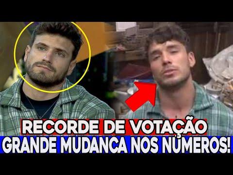 Mudou tudo? Enquete ATUALIZADA 13/11 já mostra quem FICA Guilherme ou Lucas?(A FAZENDA 2019)