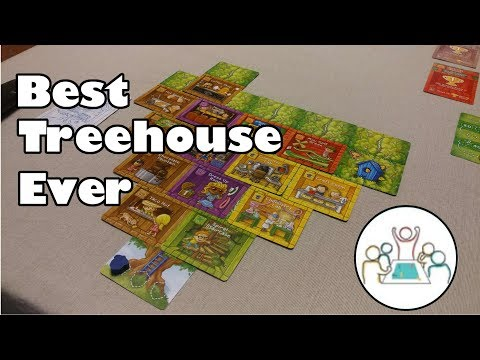 One Board Family Review: Best Treehouse Ever