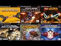 All Star Wars Games For Playstation 2