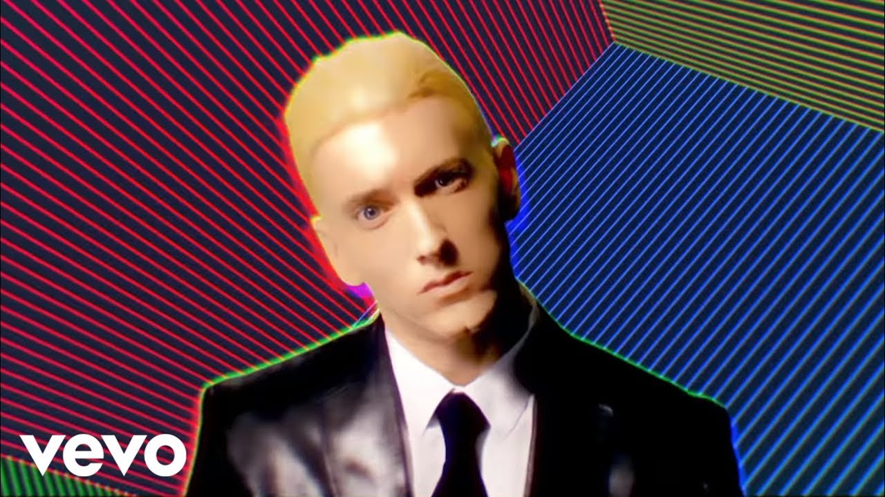 Rap God lyrics - Eminem