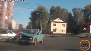 Driving Fails Caught On Camera January 2018
