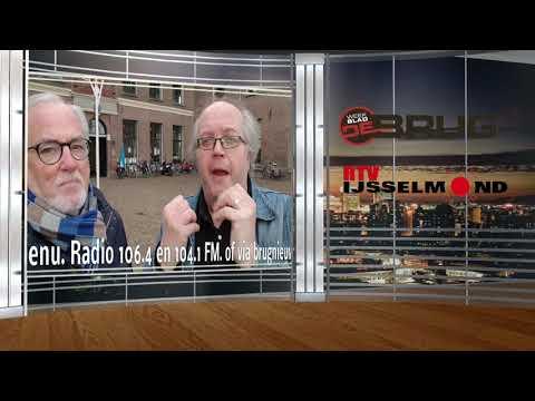 Omroep IJsselmond en De Brug organiseren verkiezingsdebat
