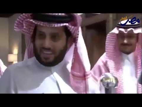 العرب اليوم - شاهد : تركي آل الشيخ يكشف سر عودته إلى نادي