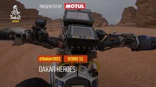 DAKAR2021 - Stage 11 - Dakar Heroes