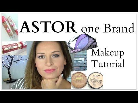 ASTOR one brand Makeup Tutorial / Mamacobeauty