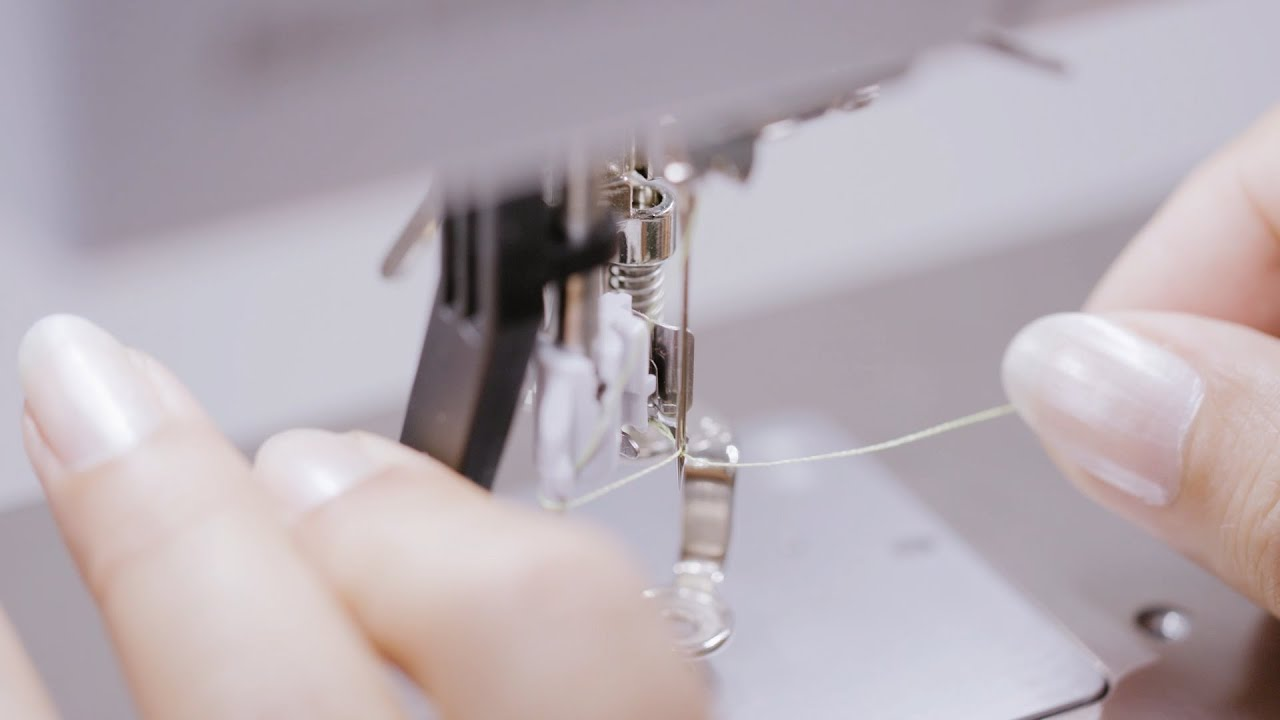 BERNINA 700 Tutorial 1/3: Getting Started with Embroidery
