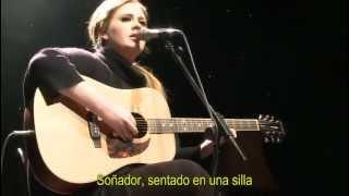 Adele - Daydreamer (Live At Tabernacle) Subtítulos en Español