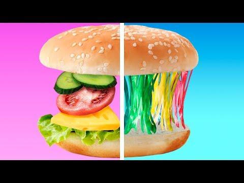 22 YUMMY FOOD HACKS