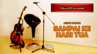 Aizat Amdan - Sampai Ke Hari Tua ( With Chords & Karaoke Versi Akustik )