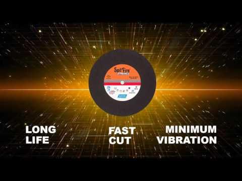 Norton Spit Fire MS Cutting Wheel