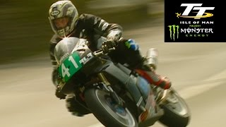 In 2004 John McGuinness went on to take his 5th TT win