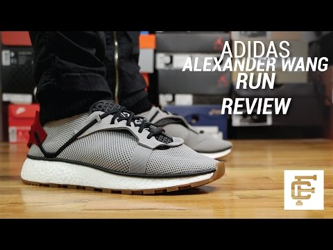 317427f0e75 ADIDAS ALEXANDER WANG AW RUN REVIEW - تنزيل يوتيوب