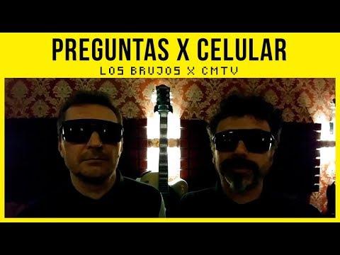 Los Brujos video Preguntas X Celular - CMTV Febrero 2018