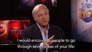 Jack Canfield talks about setting measurable goals.