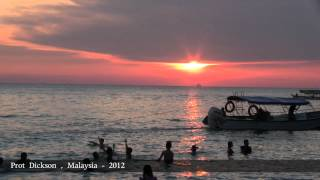 preview picture of video 'Port Dickson , Malaysia - 2012'
