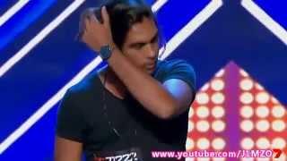 Adrien Nookadu - The X Factor Australia 2014 - AUDITION [FULL]